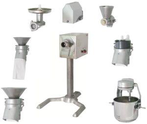 Универсальные кухонные машины