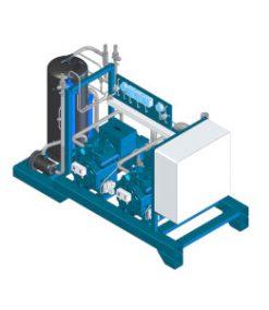 Проектирование холодильных машин систем холодоснабжения
