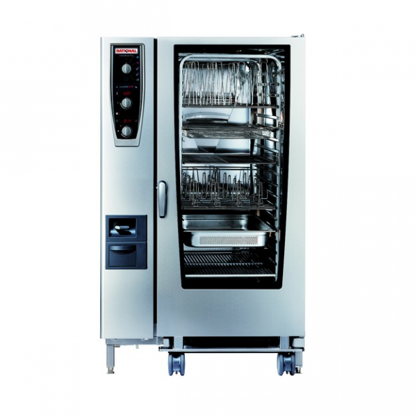 Пароконвектомат RATIONAL CombiMaster Plus CM 202G купить в Уфе