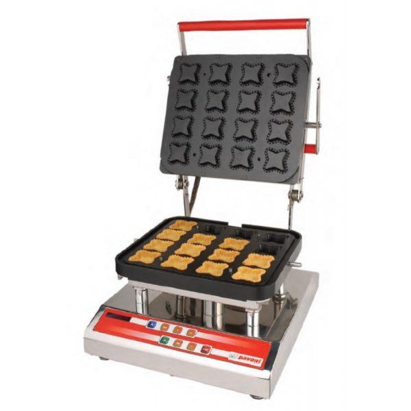 Вафельница PAVONI COOKMATIC для тарталеток купить в Уфе